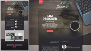 Designer layout