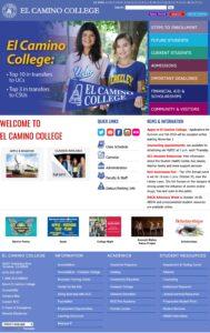 EI Camino College